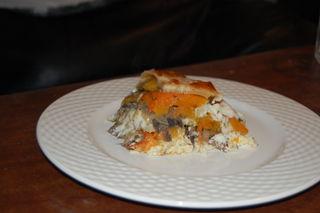 Mushroom and Squash Lasagne 8