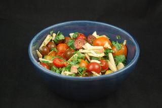 Tomato and Galangal Salad 1