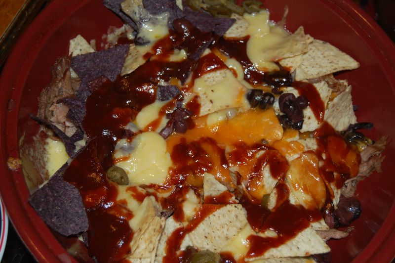 Pulled Pork Nachos 3