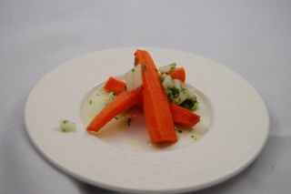 Carrots with Sauce of Minimal Cost 3