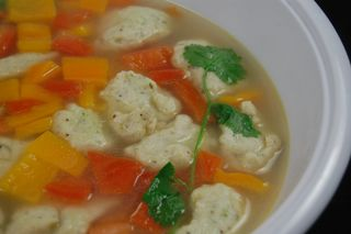 Fish Balls in Soup 5