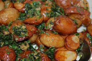 Potatoes with Herbs 4