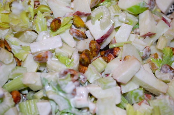 Apple and Celery Salad 3