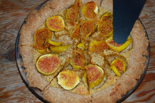 Fig and Almond Tart 2