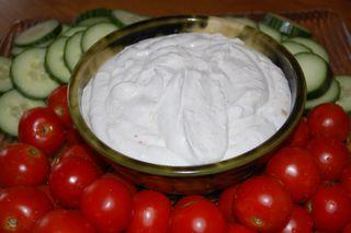 Yogurt Dip 3