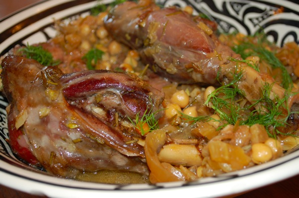 Lamb and Chickpea Stew 1