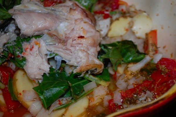 Mackerel Plaki Style 4