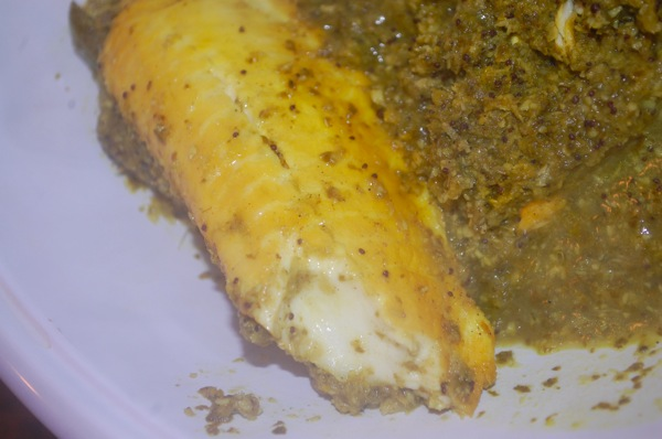 Parsi style Fish Curry 3