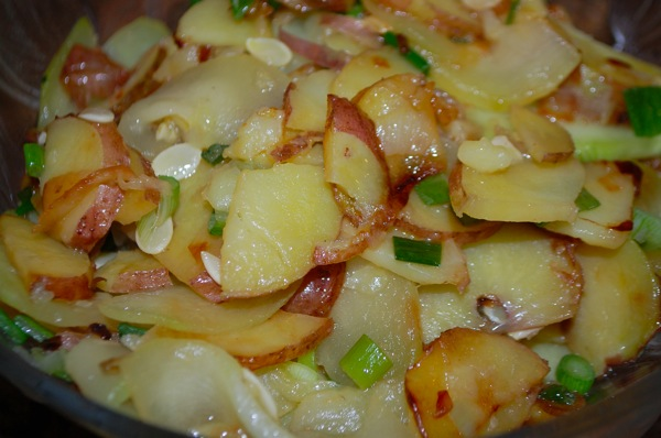 Potatoes with Zucchini 1