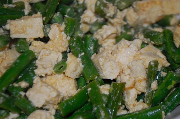 Tofu Green Beans 5