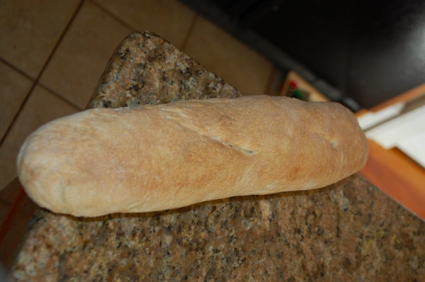Overnight White Italian Bread 2