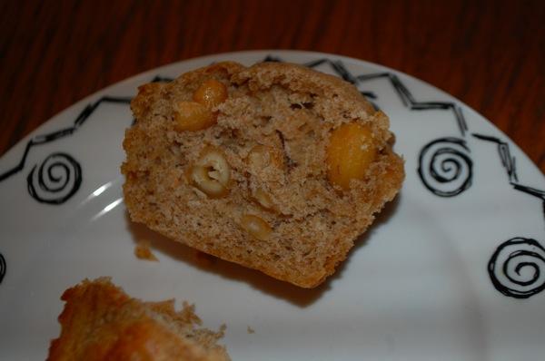Banana Cashew Muffin 3