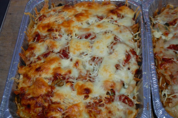 Baked Penne with Three Snooty Cheeses 3