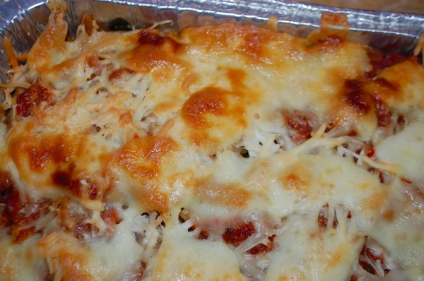 Baked Penne with Three Snooty Cheeses 5