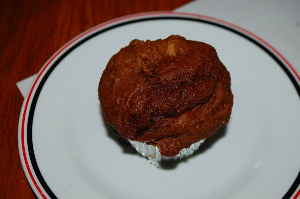 Macadamia Chocolate Muffin 3
